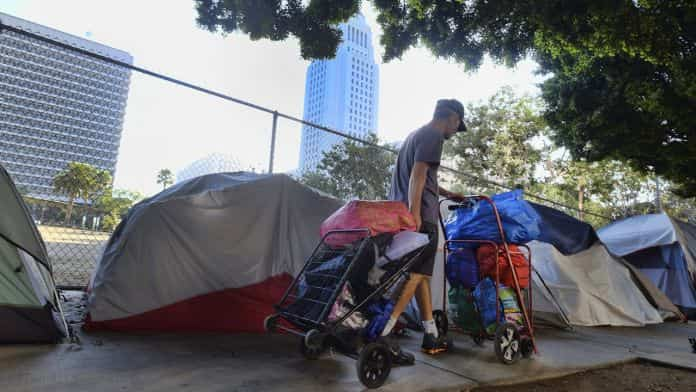 Supreme Court refuses to hear challenge to ruling that allows homeless to sleep on sidewalks
