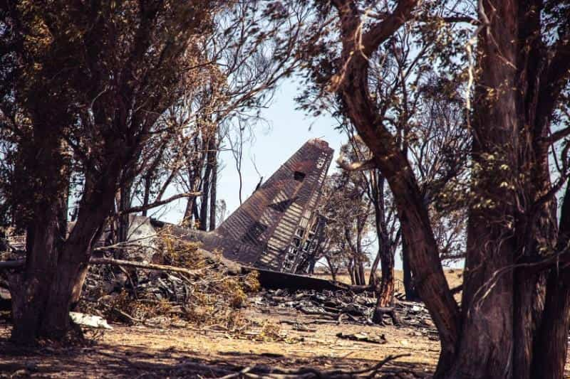 Bodies of U.S. firefighters retrieved from Australian air crash site