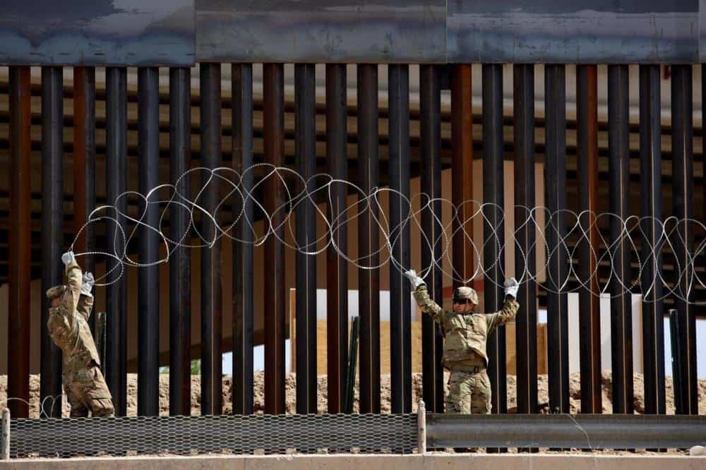 Brazilians sent to Mexico by U.S. say they don't understand why