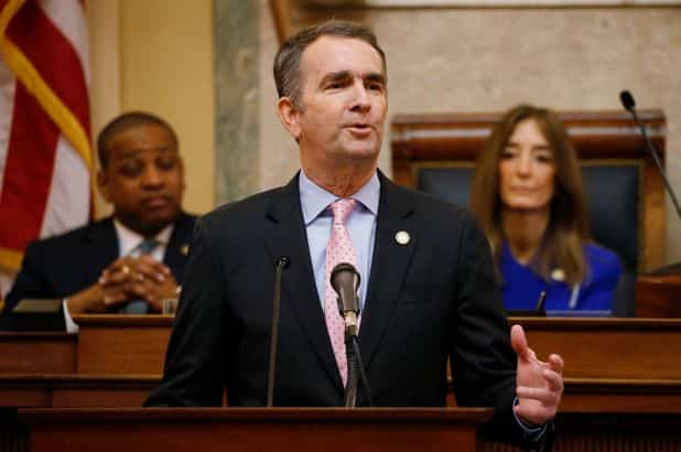 Virginia Gov. Ralph Northam declares weapons ban ahead of Richmond gun rights rally