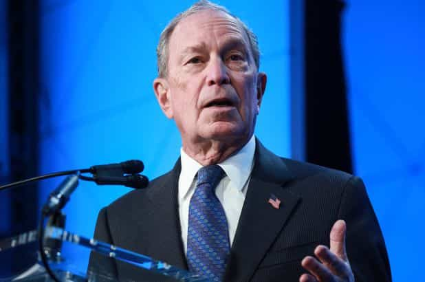 Mike Bloomberg unveils $5 trillion tax plan