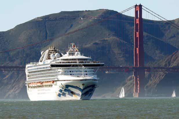 Grand Princess cruise passengers will be tested for coronavirus