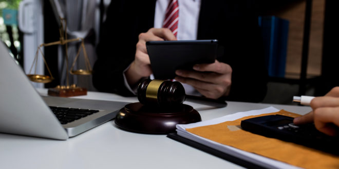 how technology is reshaping litigation finance