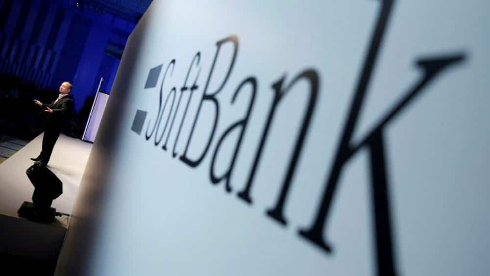 softbank sheds 8 9bn as whale options bets unnerve traders