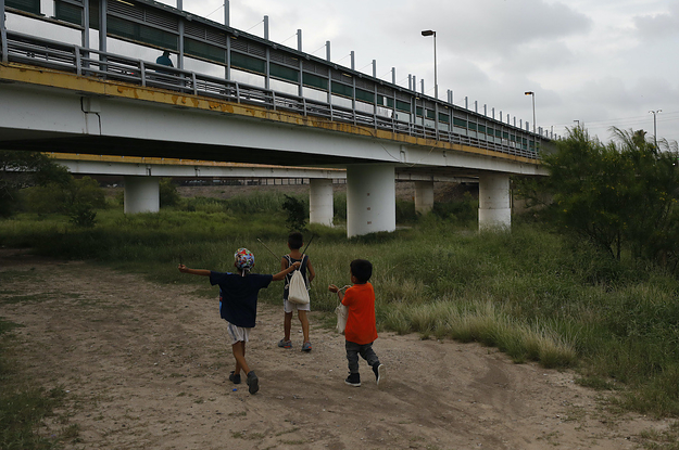 the trump administration is considering excluding some immigrant children from a controversial pandemic border policy