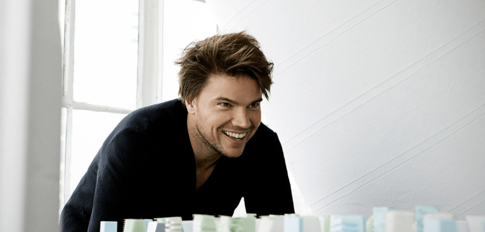 "Bjarke Ingels: ""What Is the Standard Solution Not Doing?"""