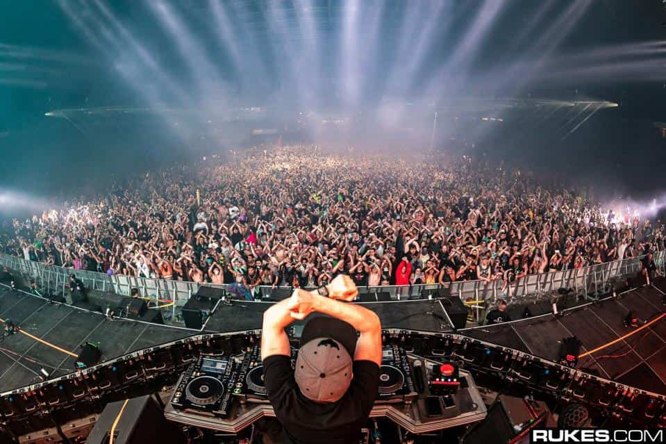 Exclusive: Excision Talks Launching New Record Label Subsidia and Dropping 3 Distinct Compilations