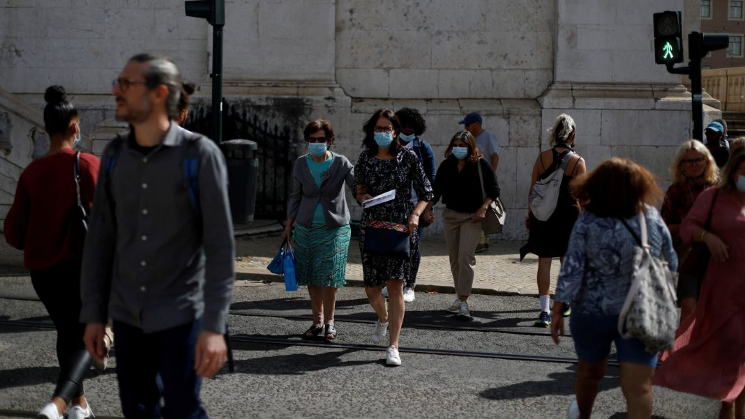 coronavirus latest portugal reports record jump in new cases and deaths