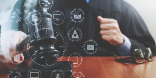how using tech in the courtroom can impact case outcomes