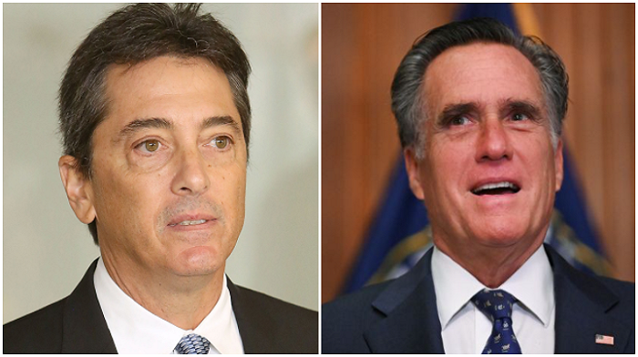 trump supporting actor scott baio threatens to move to utah to unseat mitt romney