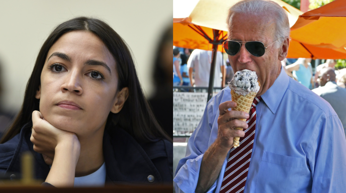 aoc frustrated about bidens horrible revolving door transition team full of corporate bigwigs
