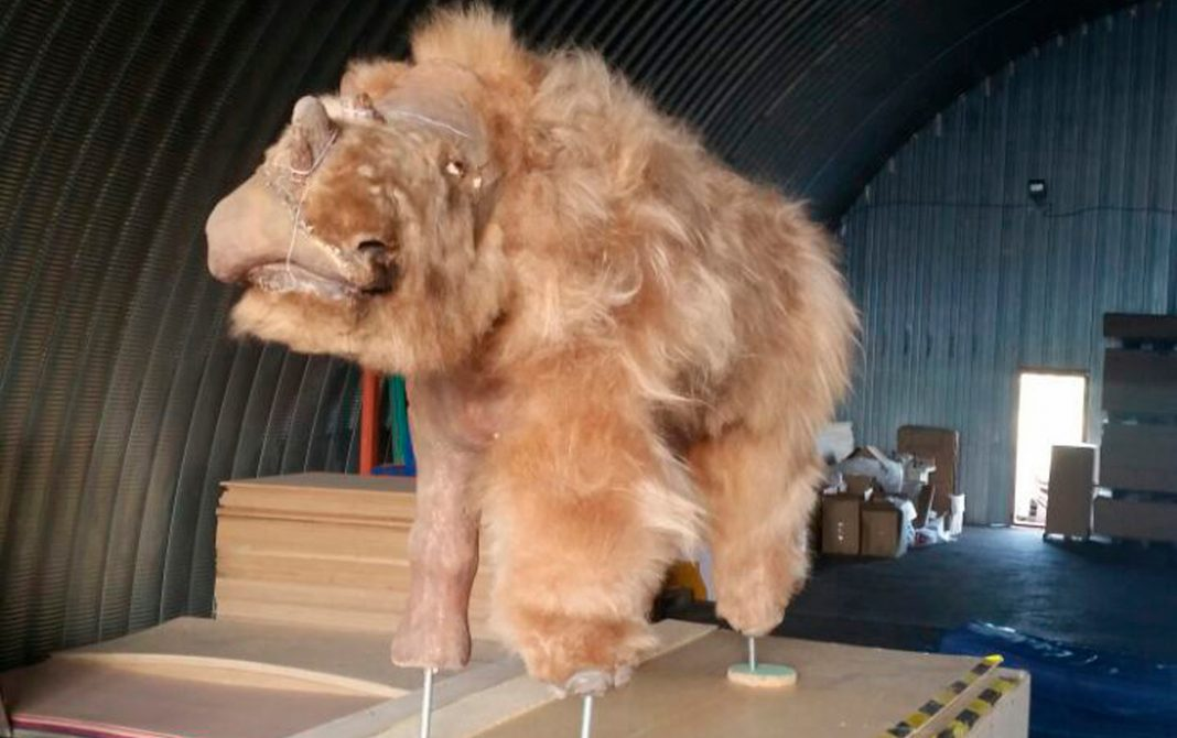 extinct woolly rhinoceros found in incredible condition after 50000 years frozen in siberian permafrost