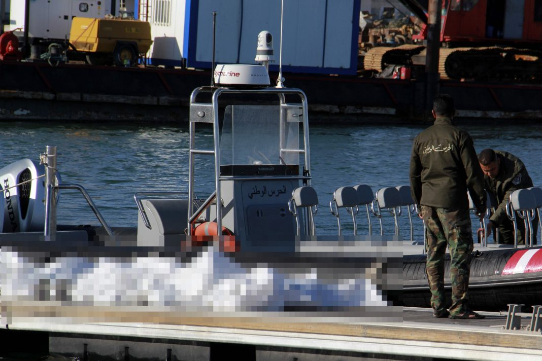 four pregnant women among 20 migrants who died trying to reach italy on overcrowded boat
