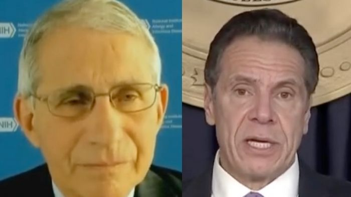 gov cuomo gets roasted online after saying he and fauci are modern day de niro and pacino