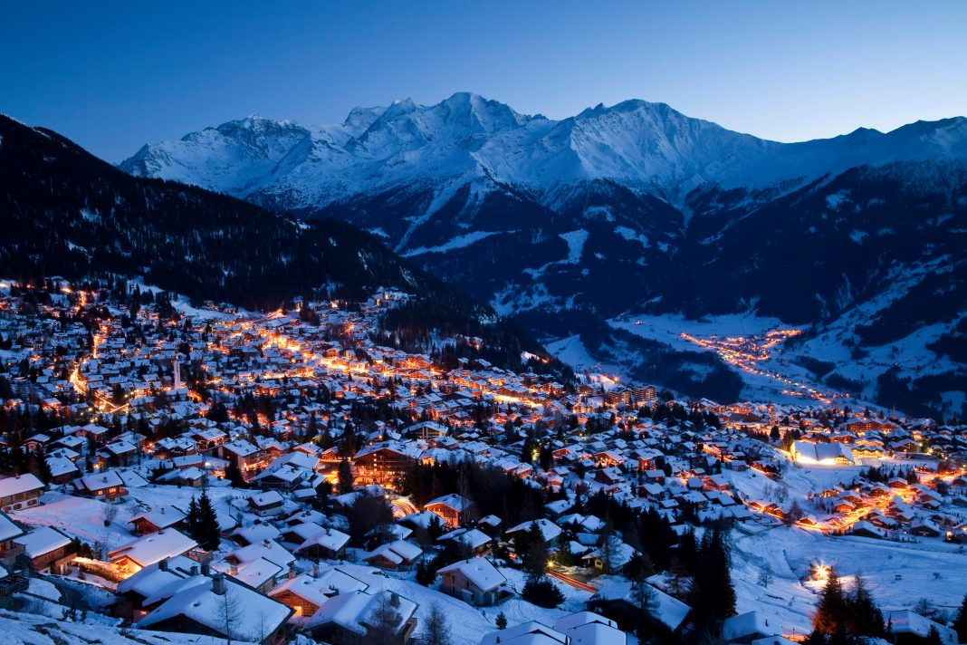 hundreds of brit tourists escape covid quarantine on luxury swiss ski resort after cloak and dagger operation