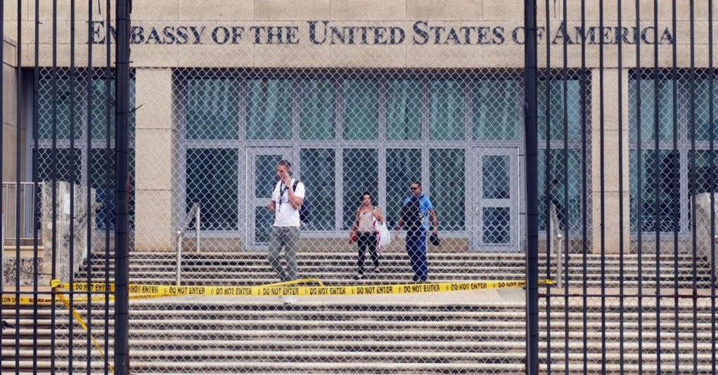 scientists are slamming a report saying microwave attacks could have caused havana syndrome in us diplomats