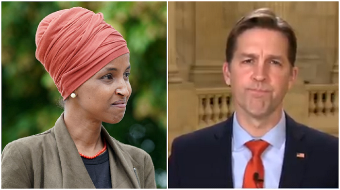gop sen ben sasse will consider impeachment ilhan omar predicts president trump will be removed