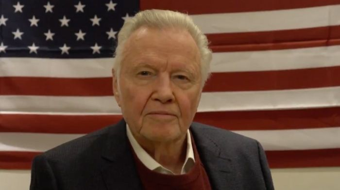 jon voight defies hollywood to praise trump after capitol riots its not over