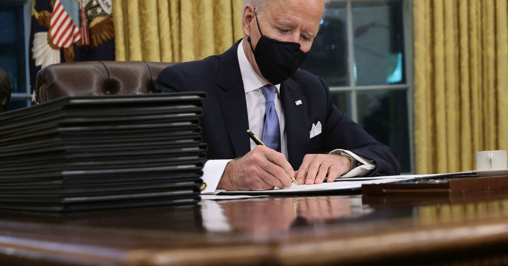 on day 1 biden directed the us to rejoin the paris climate accord