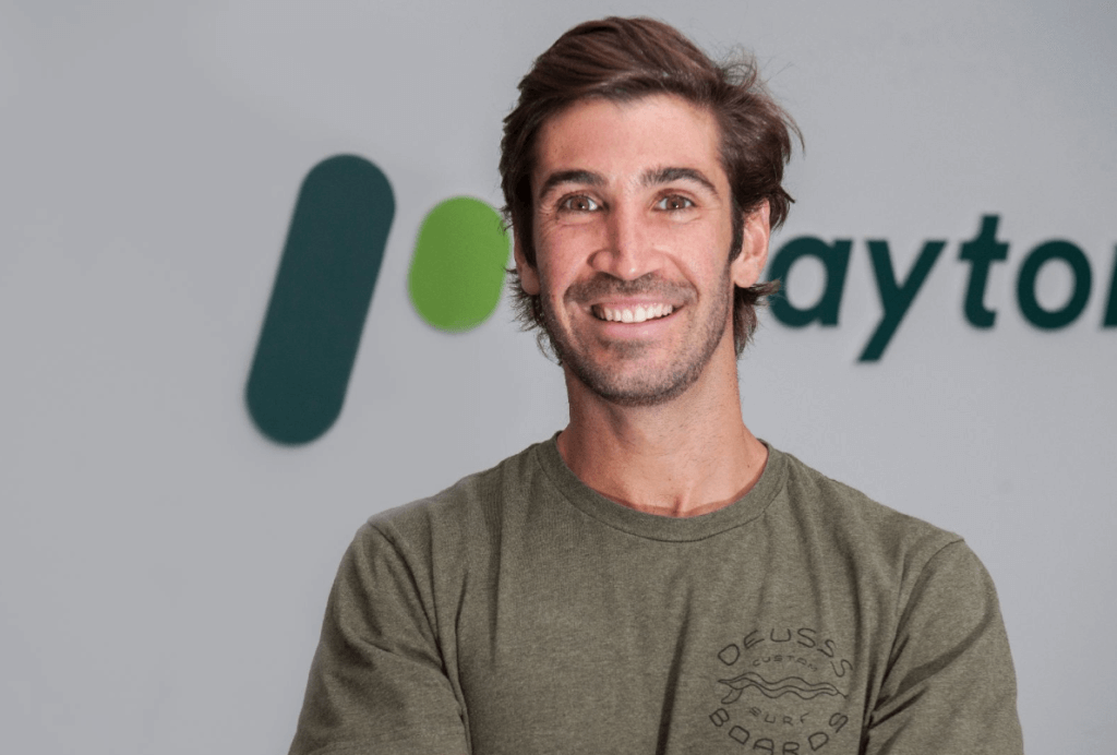 Interview with Pedro Claveria, Co-CEO and Co-founder of Playtomic
