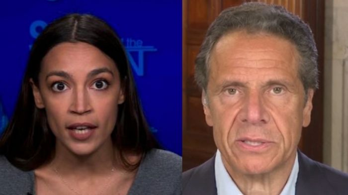 aoc turns on cuomo calls for investigation into his nursing home scandal
