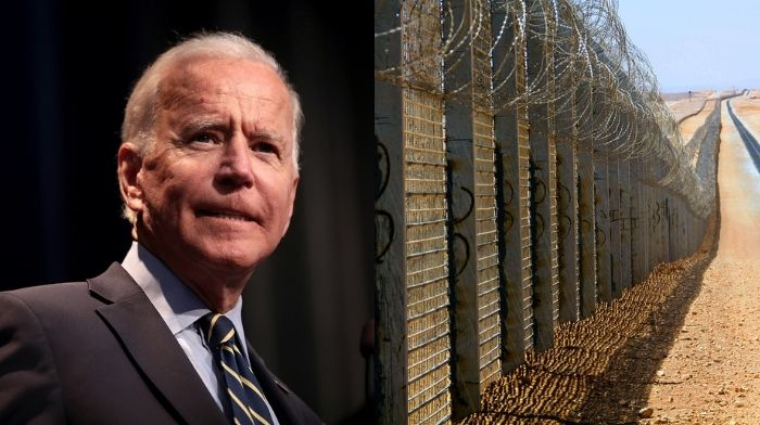 biden rescinds trumps national emergency proclamation at the southern border
